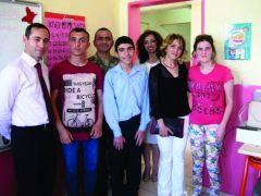 Kaymakam YILDIZ'dan Özel Eğitim Uygulama Merkezi Ziyareti