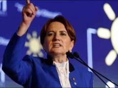 İyi Parti Genel Başkanı Akşener Edirne'ye Geliyor