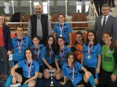 Futsal İl Birincisi Muzaffer Atasay