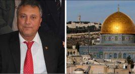 Başkan Yeni'den Kudüs Açıklaması