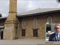 Muradiye Cami Restorasyonu Sonbaharda
