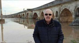 Akbulut, Tarihi Köprü Çalışmaları Hakkında Bilgi Verdi