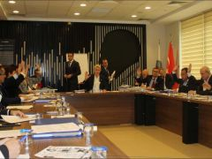 Belediye Meclisi 7 Madde İle Toplanıyor