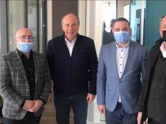 Sülüş ve İnce Bu Kez Ankara'da Görüştü
