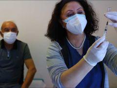 Trakya'da uygulanan aşı sayısı 500 bini geçti