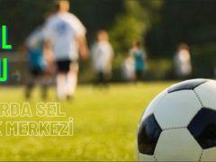 Gençlik merkezinde spor şenliği zamanı